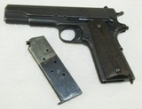 WW1 Period Remington Arms UMC M1911 .45 Pistol-1919 Serial Number