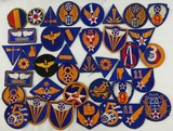 39pcs-WW2 Period U.S. Army Air Force Patches