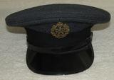 Scarce WW2 Period RAF Visor Hat For Enlisted.