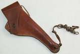 1944 Dated New Service DA 45 Revolver Holster