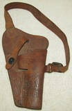 WW2 Period U.S. Army Air Corp .45 Pistol Shoulder Holster-Personalized/Named