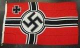WW2 German Kreigs Flag-Small Size