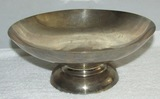 Rare WW2 Period Sponsor Dedicated Sterling Compote-U.S. Submarine