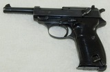 Late War/Early Post War French Assembled P38 Pistol-
