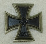 WW2 German Iron Cross 1st Class