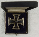 WW1 Iron Cross 1st Class With Case