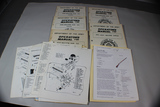 Large Lot Of Foreign Weapons Manuals, Reprints, and Information.