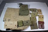 US WW1 Through Korean Field Gear Lot.