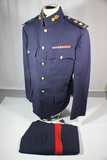 Pre WW2 Royal Canadian Artillery Dress Uniform. Named. Tailor Made.