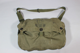 US WW2 Gas Mask In Bag