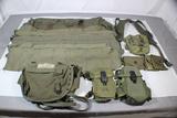 US Vietnam Era Alice Field Gear Lot.