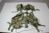 US Desert Storm Era Navy Seal Assault Vest.