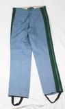 Pre/Early WW1 Austrian General Officer's Uniform Pants. Green Stripes. Unmarked.