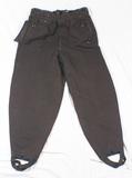 WW2 Italian Made Brown Wool Gabardine Pantaloons. NSKK/Hitler Youth