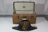 Cased WW2 Japanese High Ranking Officer's Fore & Aft Cap