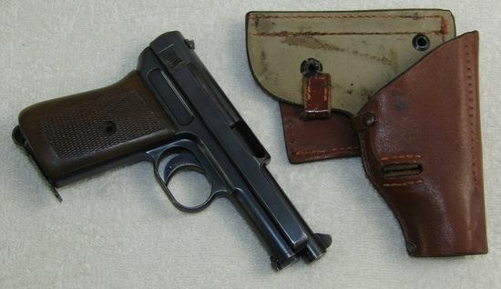 m1914 Mauser Standard Humpback Pocket Pistol 7.65 Cal.