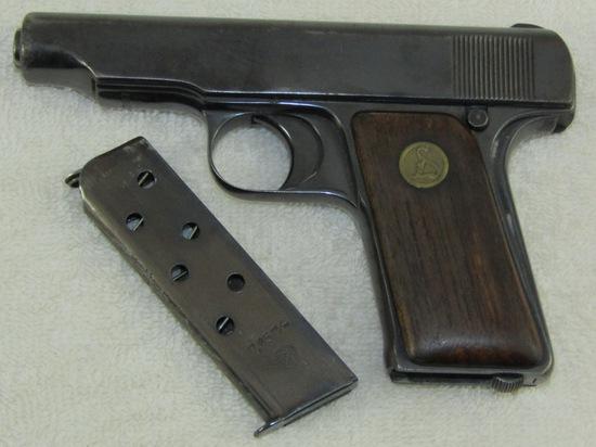 Deutsche Werke Werk Erfurt 7.65mm Cal. Pistol