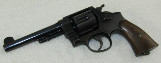 Smith & Wesson U.S. Army Model 1917 DA 45  Revolver
