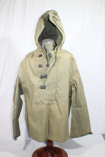 US WW2 Army Foul Weather Rain Jacket. RARE. Mint Condition.
