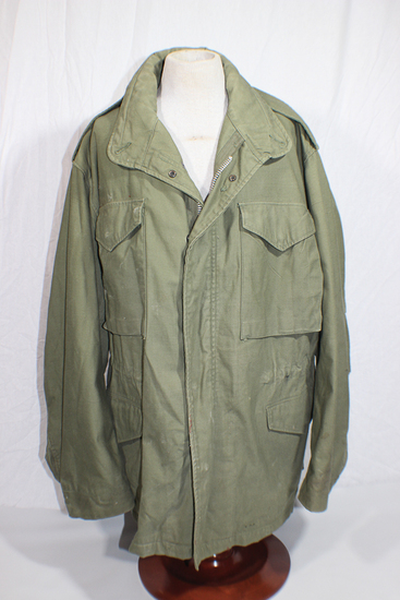 US Vietnam M-65 Field Jacket. Size Medium Regular. 1968. Nice!