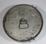 US WW2 1943 Dated Large Cooking Pot.