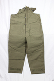 US WW2 Navy Foul Cold Weather Deck Pants Overalls. Mint Condition!
