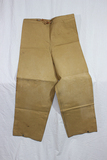 US Pre WW2 1930's Navy Foul Weather Deck Pants.