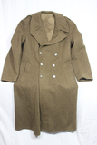 WW2 Soviet Russian Army Officer's Overcoat. RARE! 1943 Dated!
