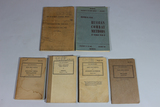 US WW2 Lot Of Guides, Field Manuals, & Soldier Books.