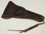 WW1 Period U.S. Army Officer's M1911 Pistol Holster