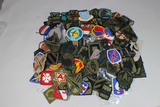 Huge Lot of US & Foreign Patches.