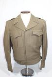 US WW2 9th Infantry Division Regulation Officer's Ike Jacket. NICE!
