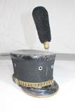 US WW2 Era 1940's West Point Cadet Shako W/ Plume