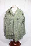 US Vietnam Poplin Rip Stop Jungle Jacket. Size Small Regular. 1968.