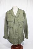 US Vietnam Poplin Rips Stop Jungle Jacket. Size Extra Small Regular.  1971 Dated.