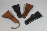 US WW1 - WW2 M1911 Holster Lot. Great Holsters!