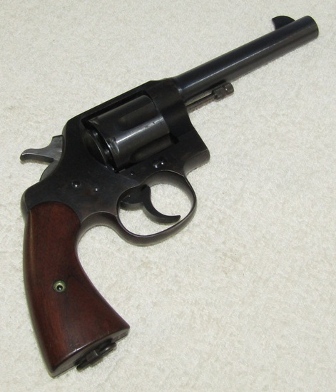 Colt U.S. Army M1917 DA 45 Revolver-1919 Production