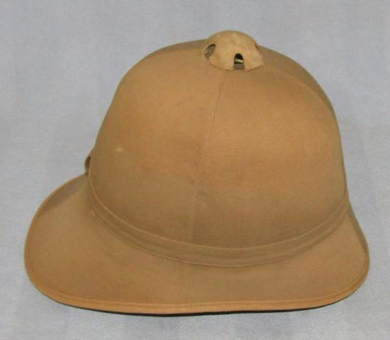 Victorian Era British Army Pith Helmet