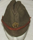 Imperial Japanese Army Wool Field Cap For EM/NCO