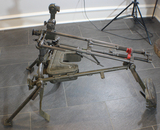 Post WW2 German MG42 MG34 MG3 MG53 Lafette Machine Gun Mount Stand Tripod & Accessories.
