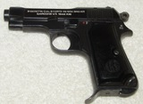 WW2 Period M1934 Italian Army Issue 9mm Beretta Pistol-Crown Over RE Stamping