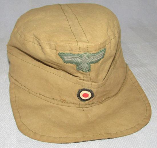 M41 Style German Tropical Cap For Reenactor
