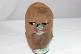 Unknown Leather Full head Mask. Sniper? Cold Weather?