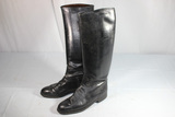 WW2   German Officer's Boots-French Made Paris.
