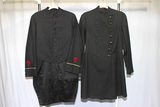 Lot of 2 early Fraternal Order Uniforms 1920's Knight's Templar & Earlier.