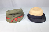 US WW2 Waves Hat & Later USMC Women's Hat