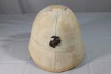 Indian Wars Era M1887 Sun Helmet W/ USMC EGA.