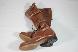 US WW2 Tanker Or Cavalry Boots. Nice Lightly Worn. 6 1/2D.