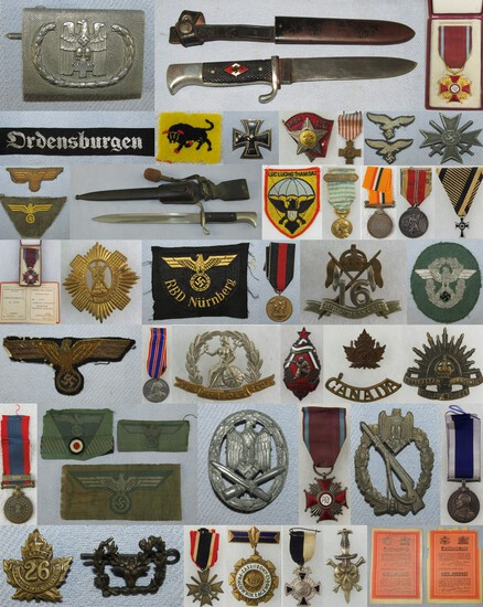 MILITARY COLLECTIBLES AUCTION  MAY 26, 2020 4pm
