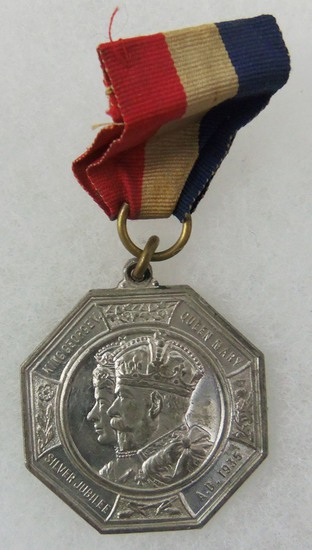 County of Middlesex King George V Silver Jubilee A.D. 1935